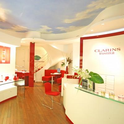 Notre visite mystère au Clarins Skin Spa à Neuilly