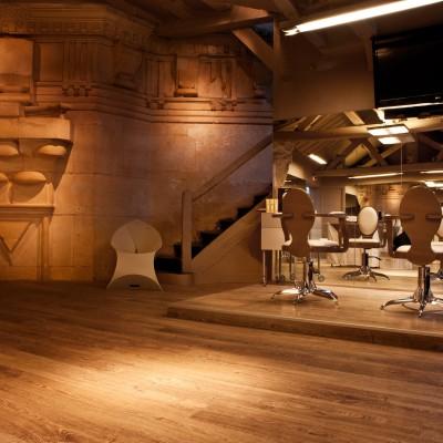 Notre visite mystère au salon de coiffure Didact Hair Building Paris 1