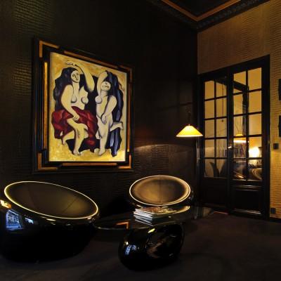 Notre visite mystère au salon de coiffure Opalis Paris 8