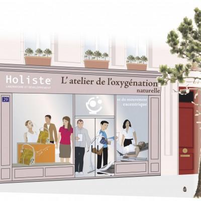 Notre visite mystère au centre Holiste® Paris 4
