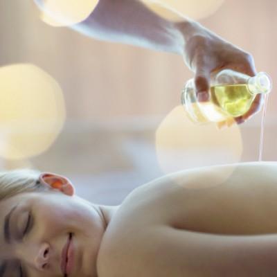 Un massage pour bien terminer 2015...