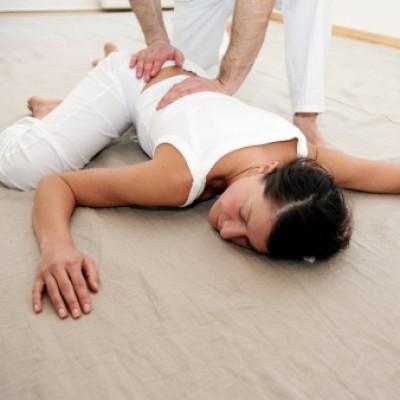 Je fais le plein d'énergie avec le massage Shiatsu