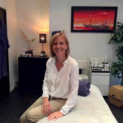 Christelle Tirel fondatrice d'exclusive Escale Essentielle à Paris