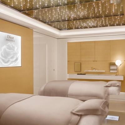 Le Dior Institut au Plaza Athénée Paris 8ème a rouvert récemment