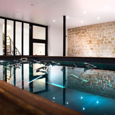 L'Atelier Mood, l'aquabiking en piscine et en cours coaché