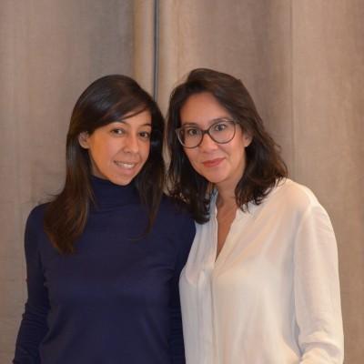 L'interview de Nathalie Radun et Nora Belaloui de l'Atelier Mood Paris 2 et l'Atelier du Palper-Rouler Paris 1