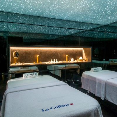 Visite mystère au Spa Nolinski by La Colline à Paris 1