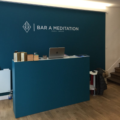 Visite mystère au Bar à Méditation à Paris 2