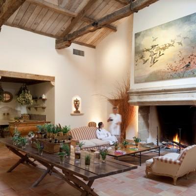Sisley s'invite au Spa de La Ferme Thermale les Prés d'Eugénie