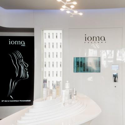 La Boutique IOMA Paris fête son anniversaire