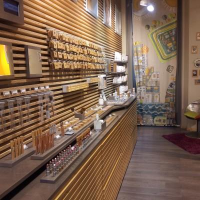 Visite mystère au Maquillage Caffè Couleur Caramel