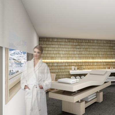 Nouveau Spa Nuxe Hôtel Araucaria La Plagne