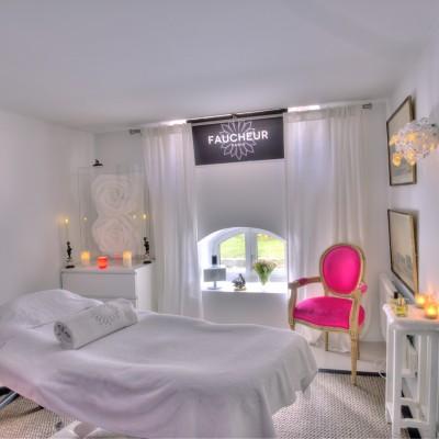 Aline Faucheur Paris pour massage Kobido