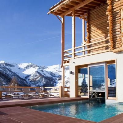Spa L'Alta Peyra dans les Hautes Alpes