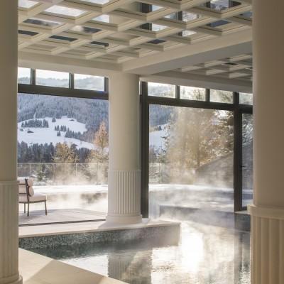 Nouveau Spa Four Seasons Hotel à Megève