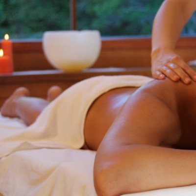 Un massage énergétique et ça repart !