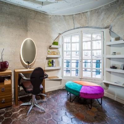 Le relooking de la Maison de Coiffure Christophe Nicolas Biot à Paris 6