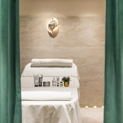 Nouveau Spa Thala de l'hôtel Grand Powers à Paris