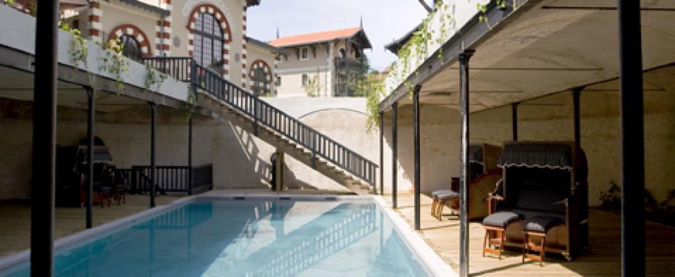 Spa Hôtel Ville d'Hiver