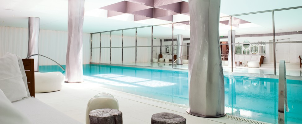 Spa My Blend au Royal Monceau