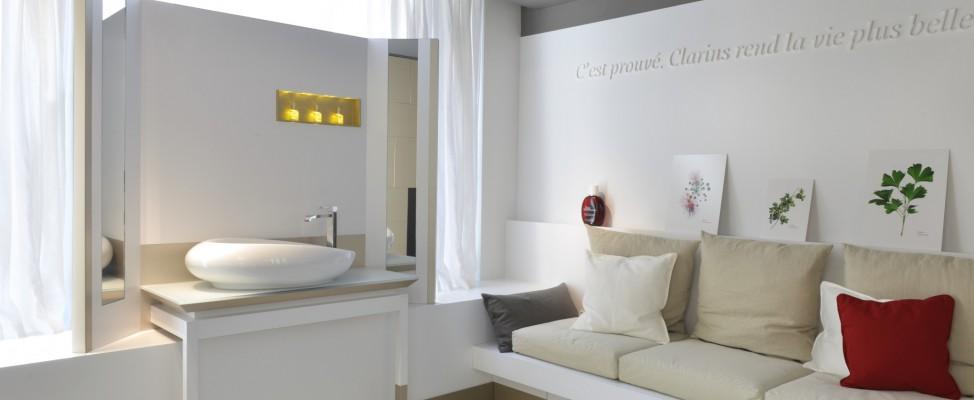 Clarins Skin Spa Neuilly
