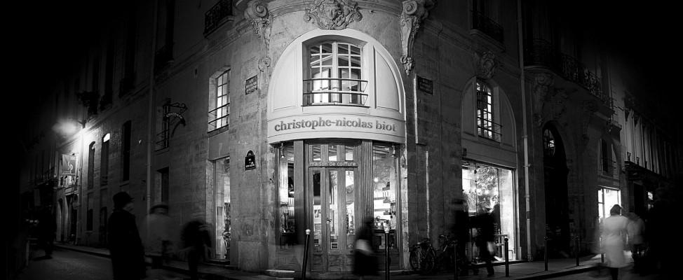 Christophe Nicolas Biot Maison de Coiffure Paris