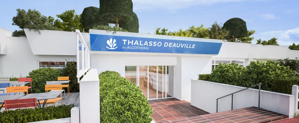 Thalasso-Spa by Algotherm Deauville
