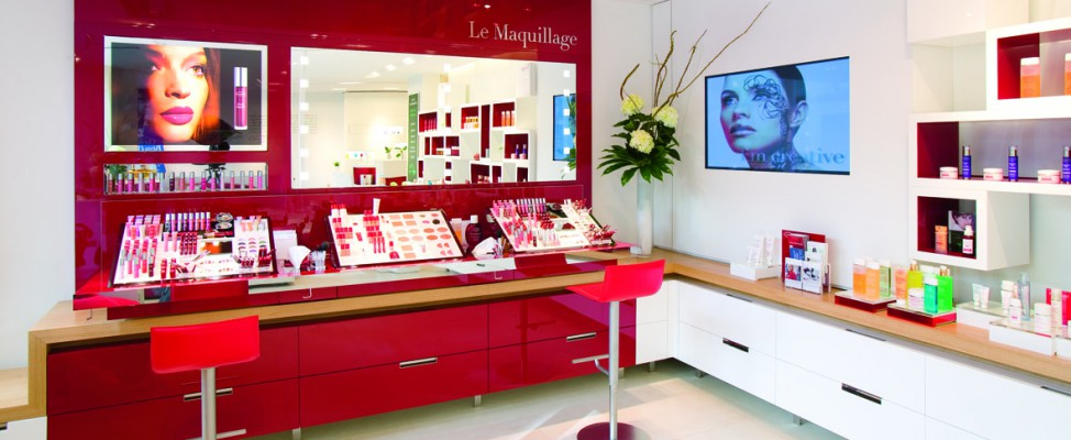 Clarins Skin Spa Paris