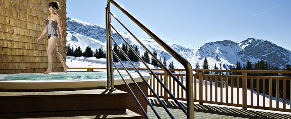 Spa Deep Nature Avoriaz L'Amara