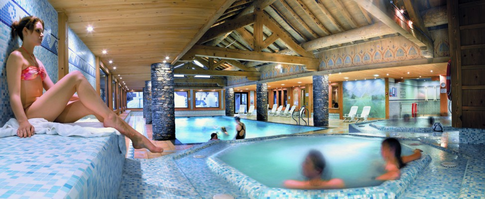 Spa Deep Nature Les Carroz