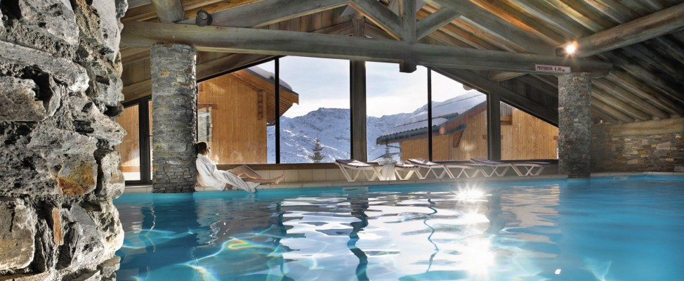 Spa deep nature les m nuires reberty for Les menuires piscine