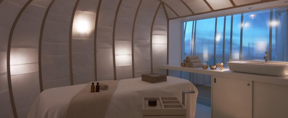 Spa Six Senses Westin Paris
