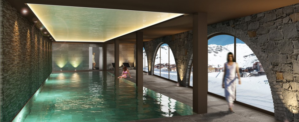 Spa Le Val Thorens