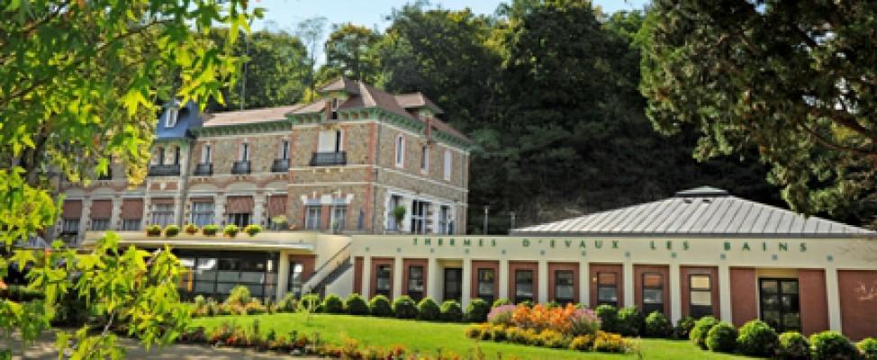 Spa Evahona des Thermes d'Evaux-les-Bains