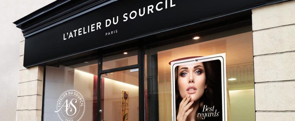 L'Atelier du Sourcil Paris 8ème Colisée