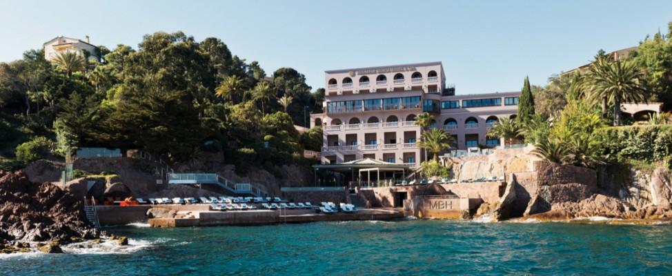 Miramar Beach Hôtel & Spa Côte d'Azur