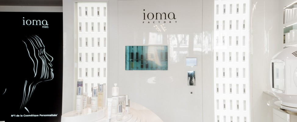 La Boutique IOMA Paris