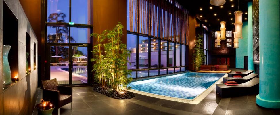 Spa Taaj Hôtel Hilton Evian