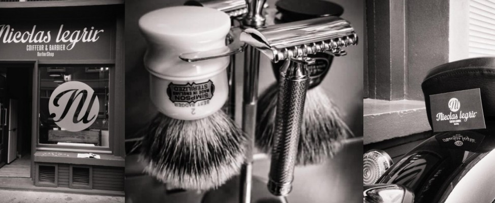 Nicolas Legrix BarberShop