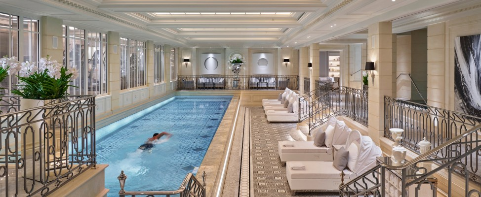 Spa Four Seasons Hôtel George V Paris