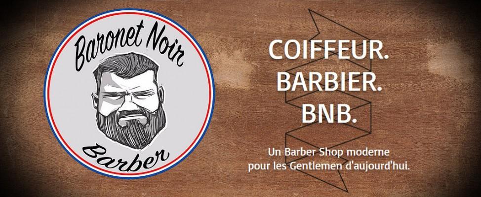 Le Baronet Noir Barber Lyon Ney