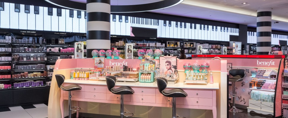 Sephora Paris Madeleine