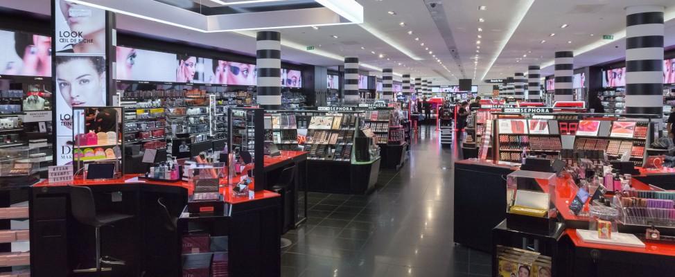 Sephora Paris Italie 2