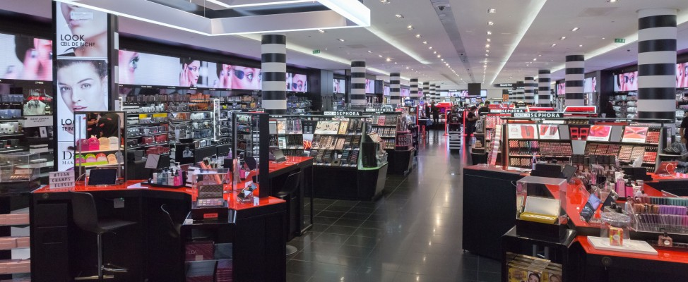 Sephora Paris Passage du Havre