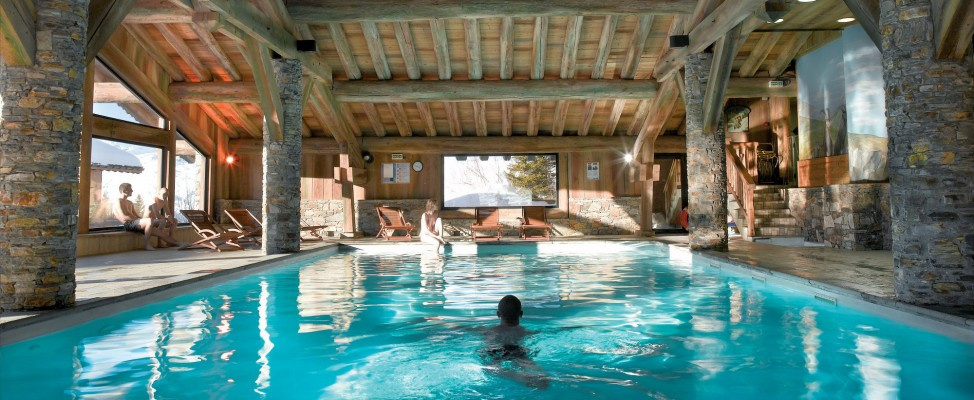 Spa Deep Nature Les Arcs Les Alpages de Chantel