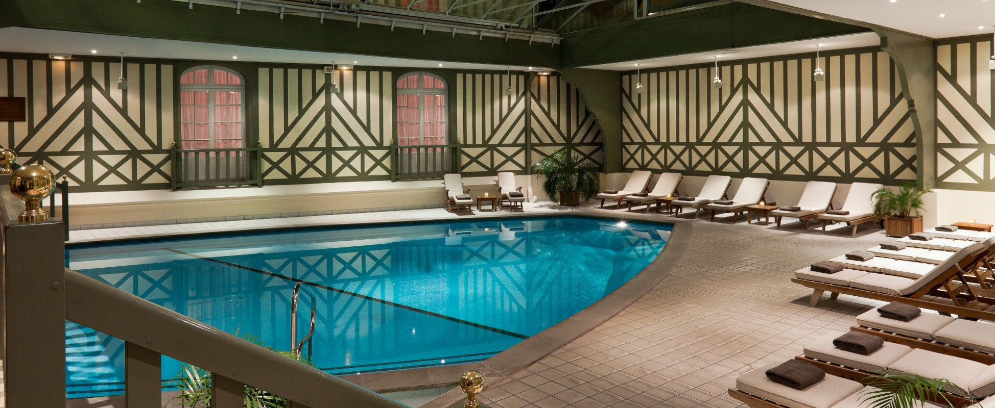 Spa Diane Barriere Hotel Normandy Deauville Spaetc Fr