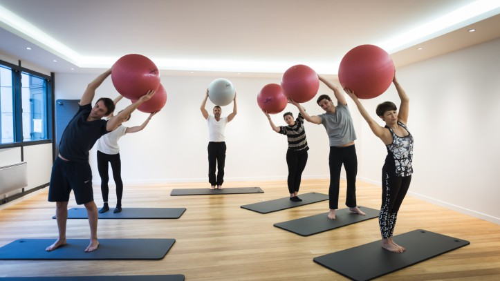 Cours découverte yoga, Pilates à Qee Levallois