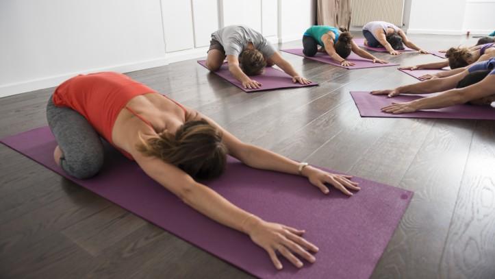 Cours découverte yoga, Pilates à Qee Paris 9ème