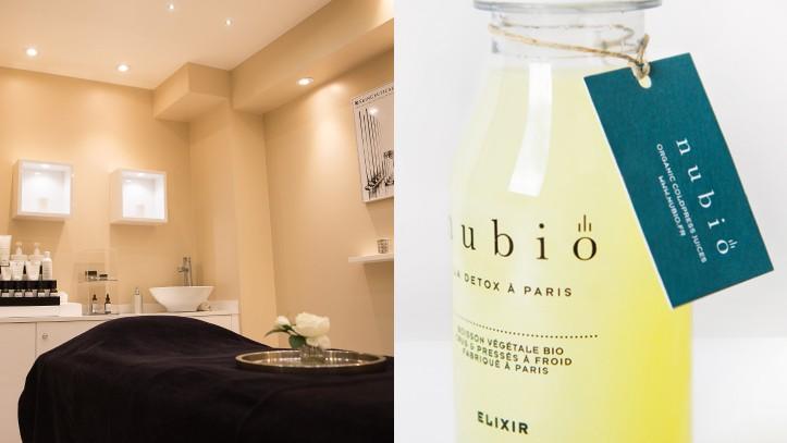 Bel Ange Paris 17 : Soin Detox & Cure Nubio
