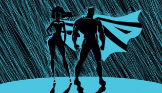 Coiffeur, esthéticienne, praticien… nos héros à nous